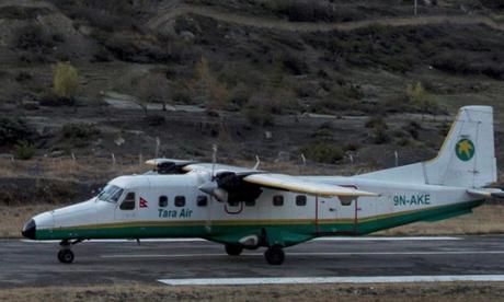 Aerolínea nepalí confirma la muerte de 23 ocupantes de avión siniestrado