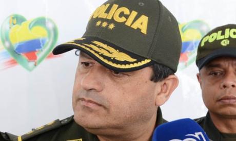 Decir que hay red de prostitución en la Policía es irresponsable: general Nieto