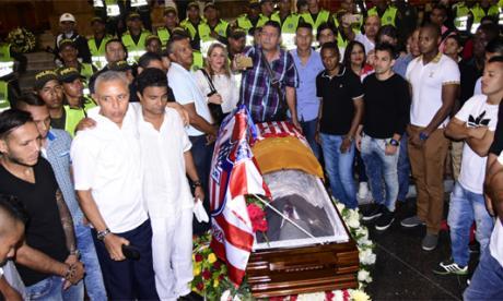Emotivo adiós de Barranquilla al 'papá' de los narradores