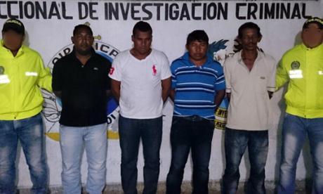 Primeros seis capturados por abusos sexuales a niñas wayuu