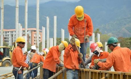 Licencias de construcción disminuyen 25,9% en febrero de 2016