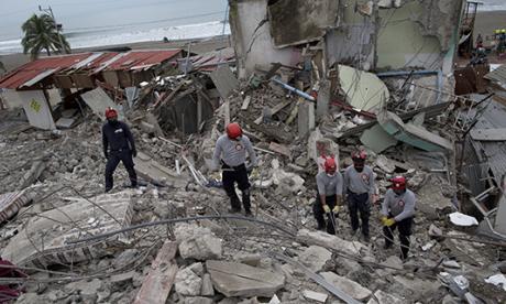 Colombia repatriará a más de 200 personas afectadas por el terremoto de Ecuador