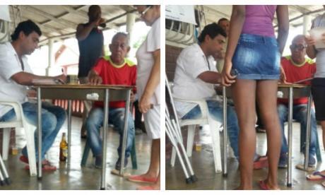 Elecciones JAC: En el barrio El Valle se pierde libro de votantes y jurados beben cervezas