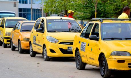 Uno de los objetivos es evitar que aumente el número de taxis en Barranquilla.