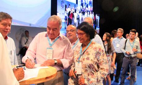 Firma del pacto por el Caribe busca el desarrollo de la Región