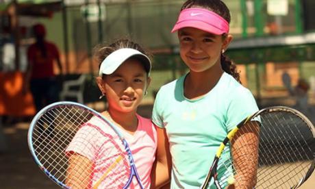 Mariana Higuita gana torneo tenístico en Medellín
