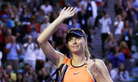 """Sharapova no acepta """"una suspensión injustamente dura"""" y apelará al TAS"""