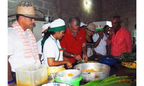 Más de 70.000 pasteles se vendieron en el Festival de Pital de Megua: Gobernación
