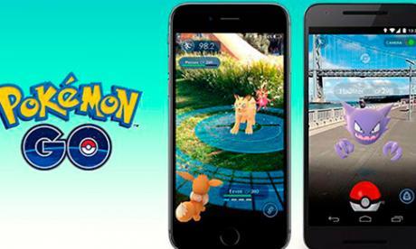Conozca los 'smartphones' que serían compatibles con 'Pokémon GO'