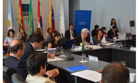 Encuentro de miembros de Mercosur el pasado junio.