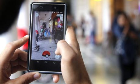Pokémon Go lanza su primera actualización