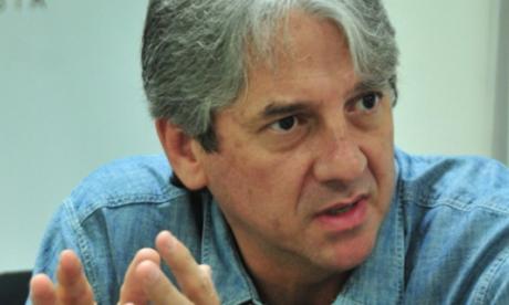 El senador del Centro Democrático, Jaime Amín.