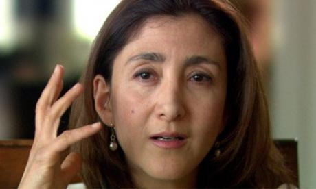 """""""Las Farc también merecían el premio"""": Ingrid Betancourt"""
