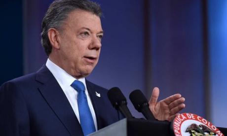 """Santos asegura que buscará el Acuerdo de paz """"que menos polarice"""""""