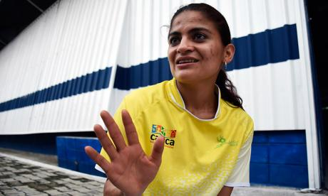 Shirley Guerrero espera seguir destacándose en el judo.