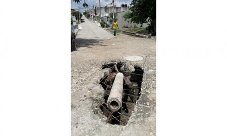 Habitantes de Sincelejo piden mejoras en malla vial