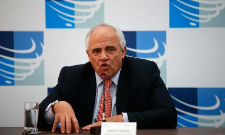 Ernesto Samper, secretario general de Unasur.