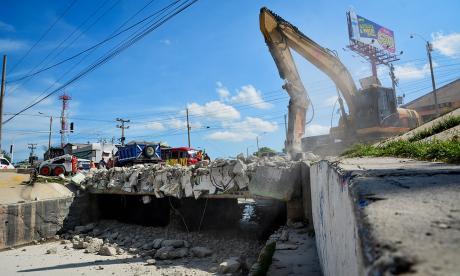 Arrancan obras para canalizar el 'arroyo de la muerte'