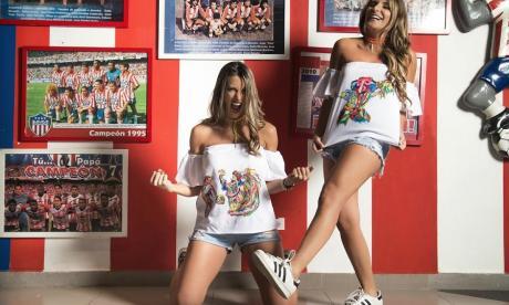 Marcela García y Daniella Donado presentan colección inspirada en el Carnaval
