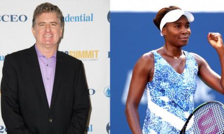 Comentarista de Espn fue retirado de las emisiones de tenis por comparar a Venus Williams con un gorila