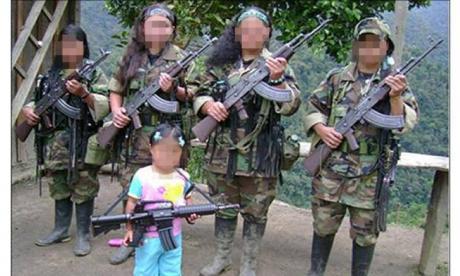 Save the Children pide a las Farc apresurar entrega de menores en sus filas