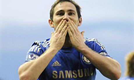 El inglés Frank Lampard se retira del fútbol a los 38 años