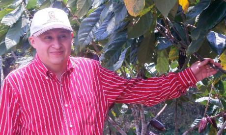 Nuevo récord en producción nacional de cacao en 2016