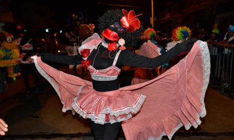 """""""Mostrar tetas no es ningún pecado"""": Corporación Carnaval Gay"""