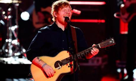 """Ed Sheeran bate récords en Spotify con su nuevo álbum """"Divide"""""""