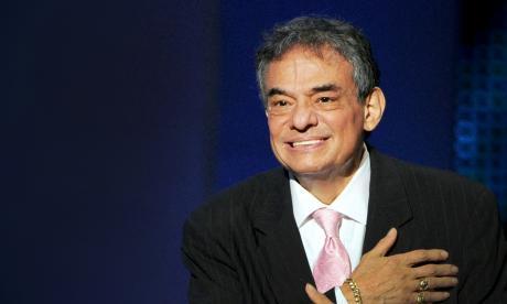 José José, compositor e intérprete mexicano.