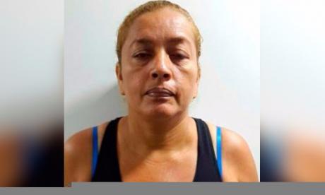 Edith Luz Pérez Lidueña, conocida con el apodo de 'la Mona'.