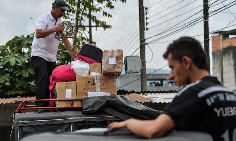 Éxodo en Mocoa por avalancha que ya deja 306 muertos