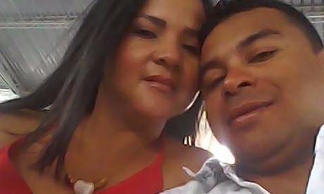 Nayis del Carmen Monterrosa Castro, de 30 años, y de Rafael Antonio Gutiérrez Arrieta, de 33.