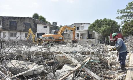 Procuraduría dispone equipo especial por desplome de edificio en Cartagena