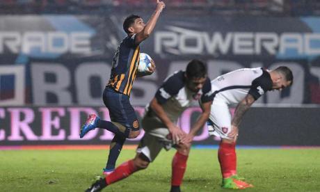 Teófilo se destaca a pesar de la derrota de Rosario