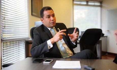 El guajiro Nemesio Roys fue designado por el presidente Santos como nuevo director de Prosperidad Social .