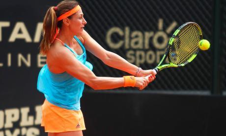 Mariana Duque, a tercera ronda de Roland Garros