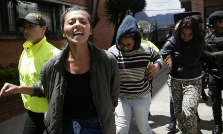 """""""Es un falso positivo judicial"""": detenidos por atentado en Andino"""