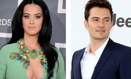 Katy Perry habla sobre el día que Orlando Bloom se desnudó en Italia