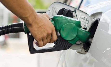Estación de gasolina en Barranquilla.