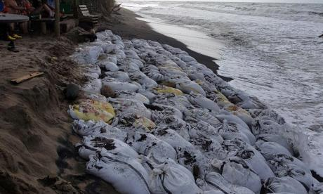 Retiran la alerta roja en playas de Palomino ante posible 'minitsunami'