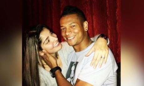 Fredy Guarín confirma su divorcio con Andreína Fiallo