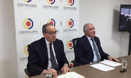 La preocupación del procurador y el contralor por la Reforma Política