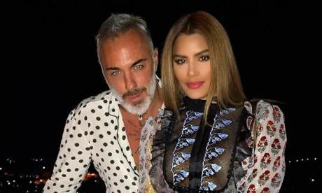 Gianluca Vacchi, el novio de Ariadna Gutiérrez, estaría en la quiebra