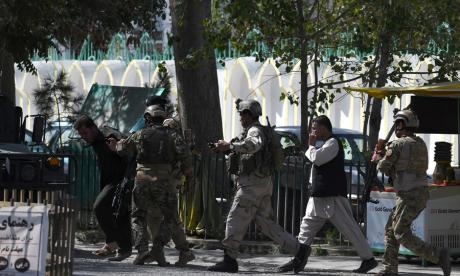Ataque del EI en Kabul deja 20 muertos y 50 heridos