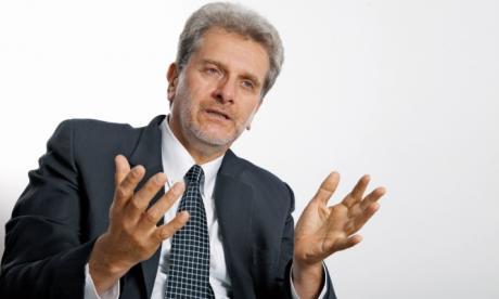 Santiago Montenegro, presidente de Asofondos.