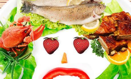 Mala alimentación durante primeros años de vida puede causar enfermedades