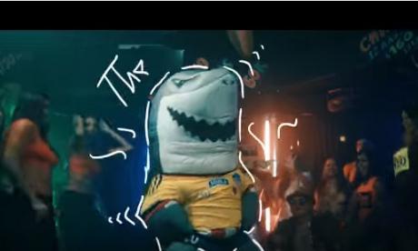 Teo y Chará comparten la canción 'El tiburón' en sus redes sociales