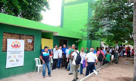 Varios colegios de Soledad sin clases por toma de sindicalistas de la educación