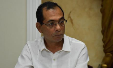 José Consuegra, rector de la Unisimón.
